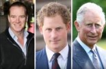 (VIDEO) Princess Diana's former lover James Hewitt denies he's Prince Harry's father