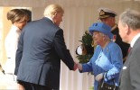 (VIDEO) Donald Trump broke the royal protocol three times during his meeting with the Queen